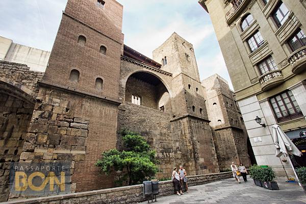 hospedagem no Bairro Gótico de Barcelona