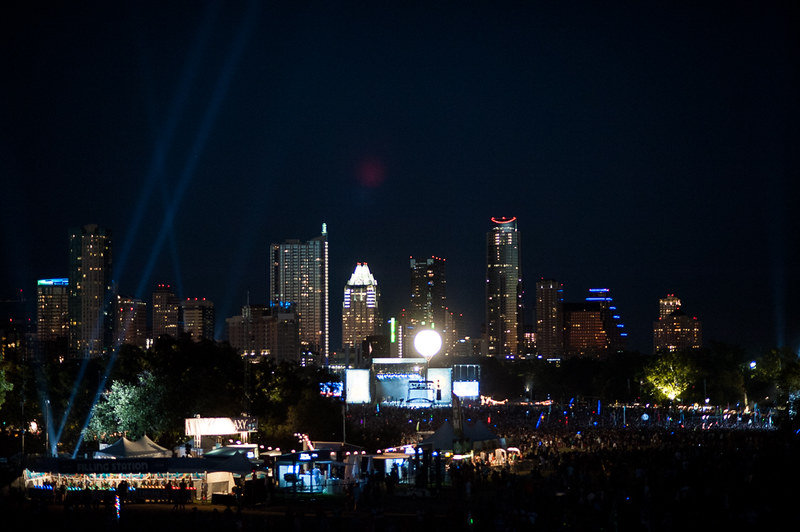 ACL Festival 2013