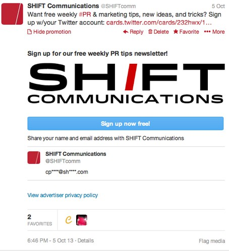 SHIFT Communications (SHIFTcomm) on Twitter