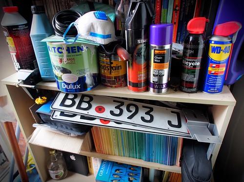 needs a tidy