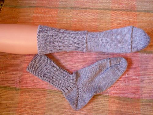 носки рядом