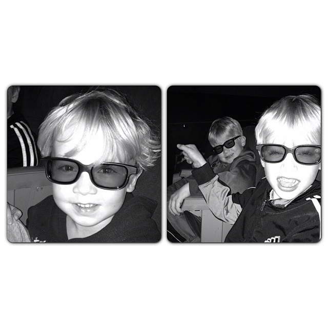 #3Dmovie time!