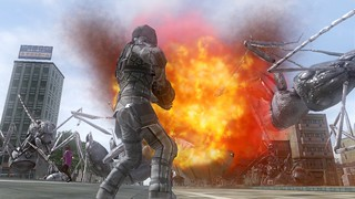 Earth Defense Force 2025, 06