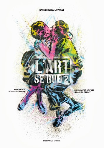 L'ART SE RUE 2 - LIVRE by Brin d'Amour