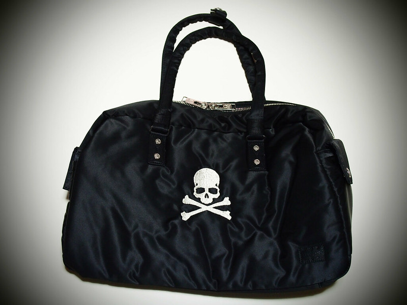 PORTER × mastermind JAPAN | Boston Bag (M)