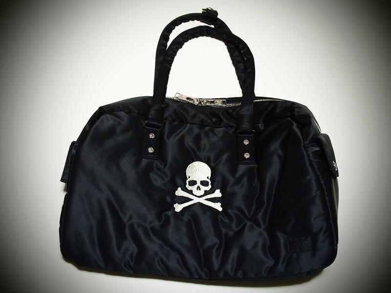 PORTER × mastermind JAPAN | Boston Bag (M)