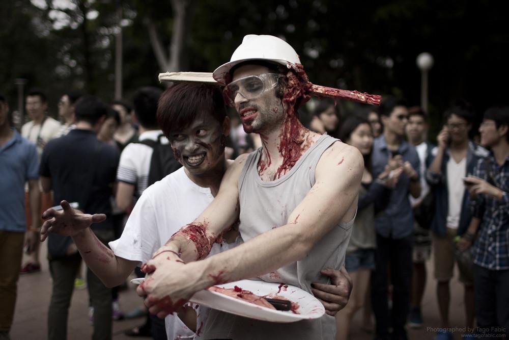 Sydney Zombie Walk 3