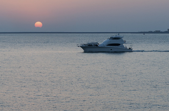 Solar eclipse Abu Dhabi