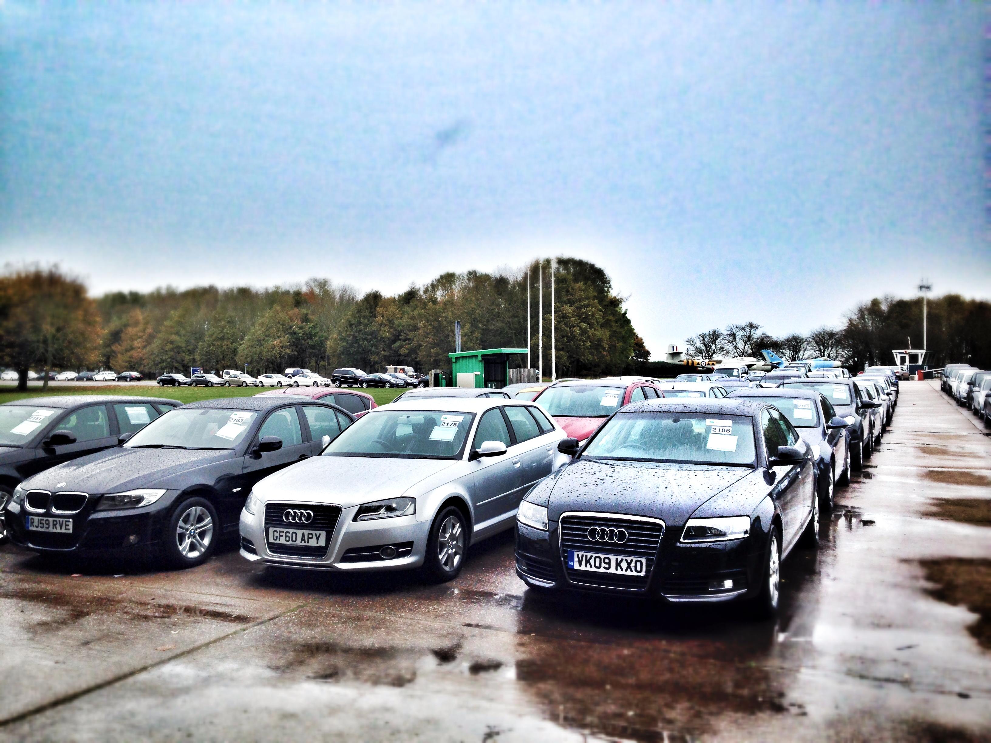 Ex Lease Car Auctions Melbourne