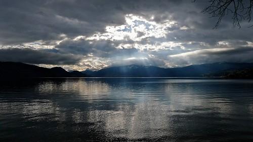 sky cloud sun lake canada landscape heaven britishcolumbia okanagan panasonic rays lakeokanagan peachland lx5 nigeldawson dmclx5 jasbond007 copyrightnigeldawson2013