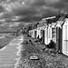 Baie de Somme - La plage du Crotoy ©chanutdominique