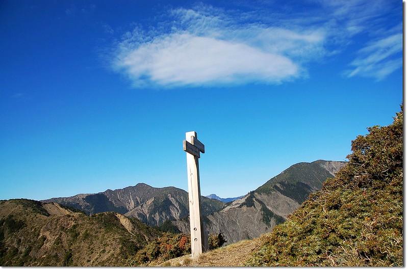 馬利亞文路山東峰(Elev. 3444 m)