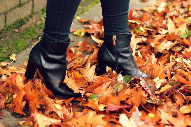 Clarks Sarenza Boots