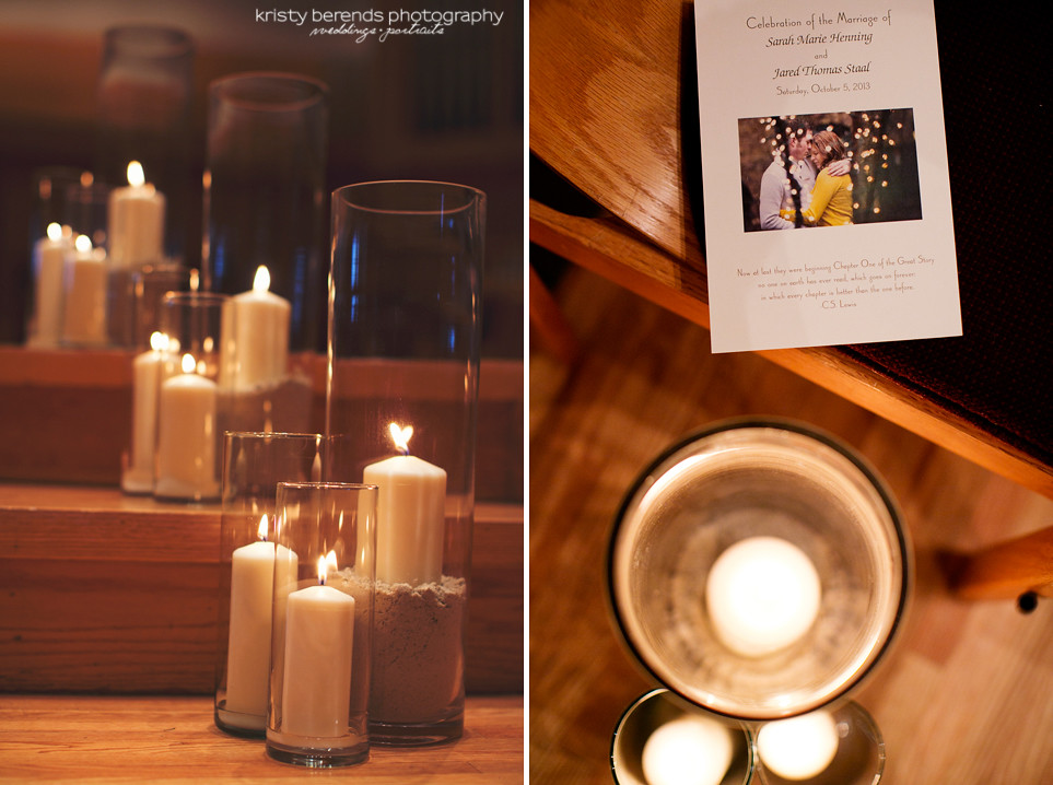 30 Ceremony Candles
