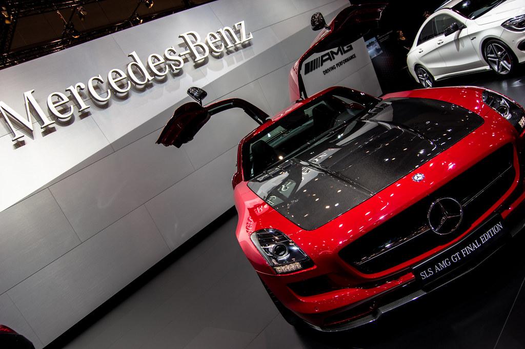 Tokyo MotorShow 2013 Mercedes-Benz