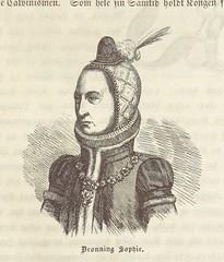 """British Library digitised image from page 35 of """"Det Oldenborgske Kongehus i Denmark af J. H. Billeder og Text"""""""