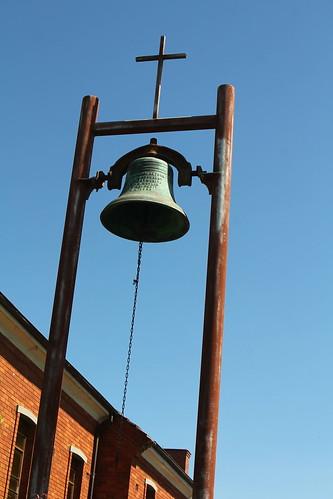 IMG 5804 Wingham Catholic Church Bell