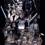 Happy Dragon Art Gallery: Star Wars Original Trilogy