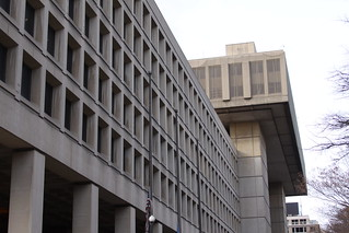 J. Edgar Hoover FBI Building, Washington, D.C.