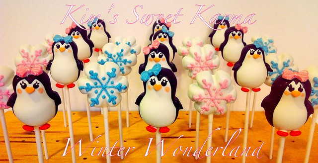 Penguin Winter Wonderland!