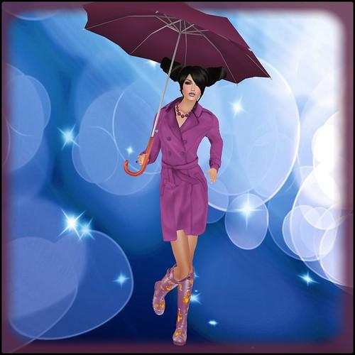 Un soir de pluie ... by Orelana resident