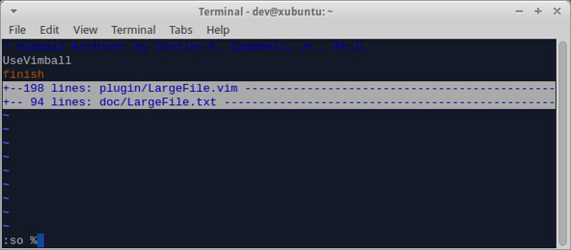How to open a large text file on Linux - Xmodulo