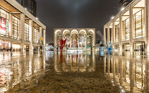Lincoln Center or