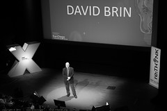 David Brin: The horizon of our dreams    TEDxSanDieg…