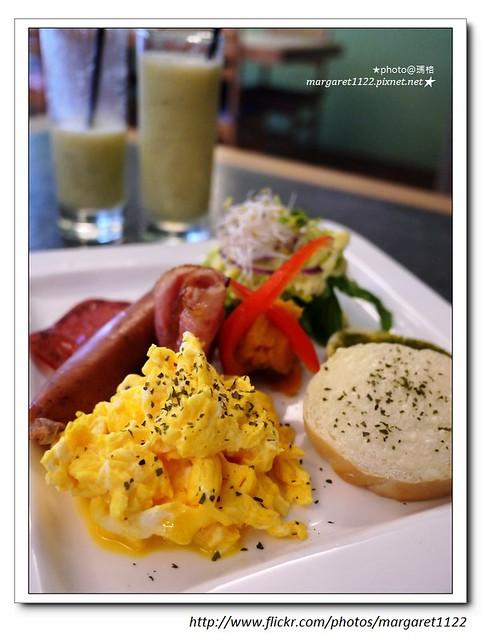 【宜蘭食記】莫尼早午餐