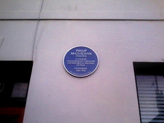 Photo of Blue plaque number 30176