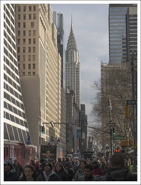42nd Street Chrysler Building