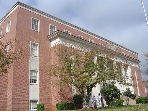 Tallapoosa County Courthouse- Dadeville AL (1)