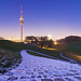Olympic Tower, Munich, Germany - Olympiaturm, München by daitoZen