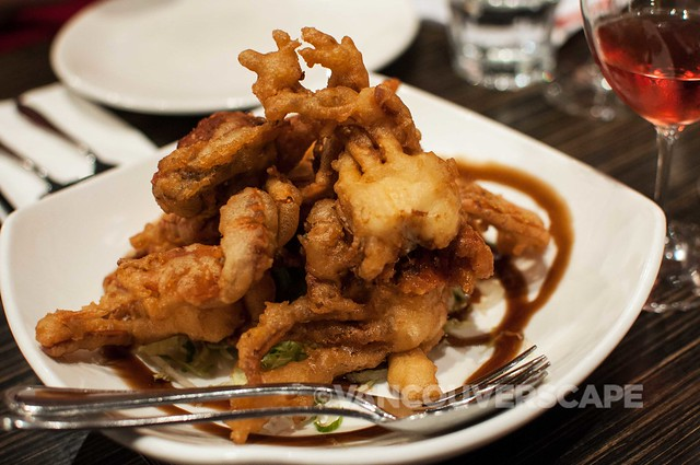 Kaya Malay deep-fried soft-shelled crab