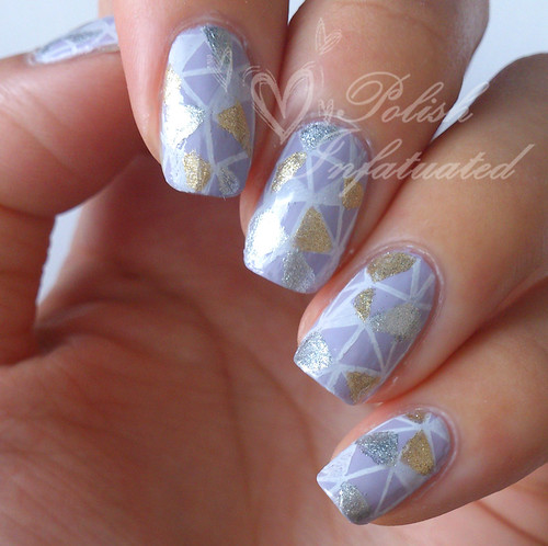 January Nail Art Challenge Pattern Polish Infatuated