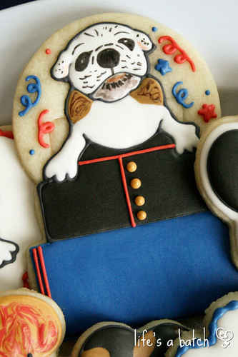 Chesty cookie.