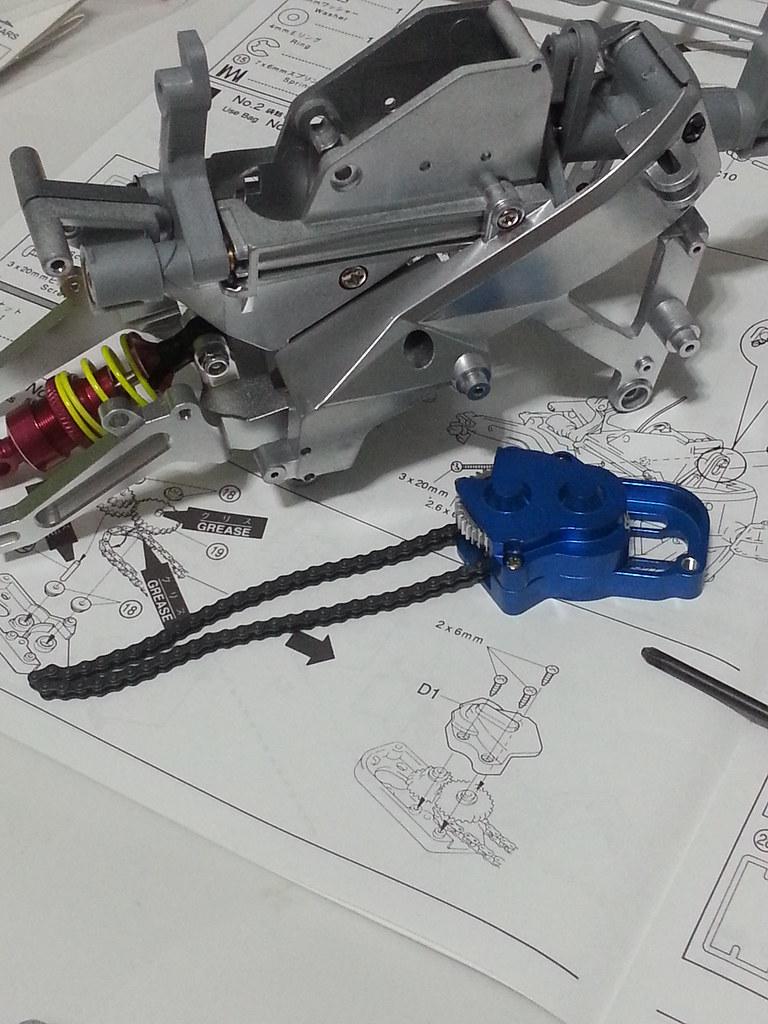 Babyboy's Kyosho Honda NSR 500 HOR 11971912614_2a39c558d0_b