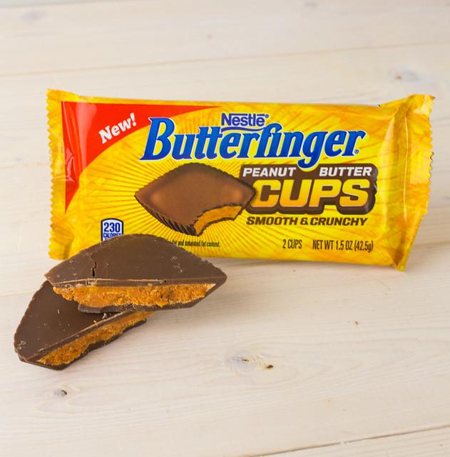 Butterfinger Peanut Butter Cups #ThatNewCrush #Shop