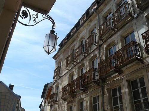 balcons... sans fond (ici toute  la série) by Claudie K