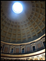 Pantheon view