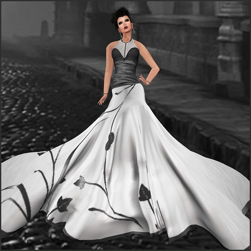 KV Sim - KV Valentine's Day - LpD - Ginevra Dress by Orelana resident