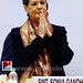 Sonia Gandhi at the Waqf function 02