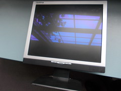 desktop computer, television set, lcd tv, television, personal computer, led-backlit lcd display, multimedia, display device, computer monitor, screen, flat panel display, computer hardware,