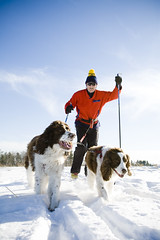 Cross Country Skiing - Hampshire County