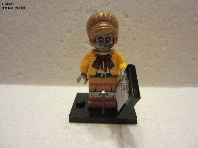 Minfig série 12 Velma agraphobot p1