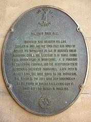 Photo of Bronze plaque № 10238