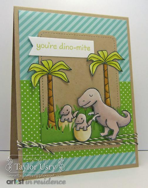You're Dino-mite!