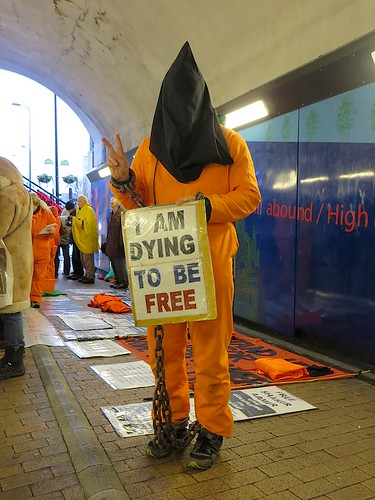 Shaker Aamer: I am dying to be free