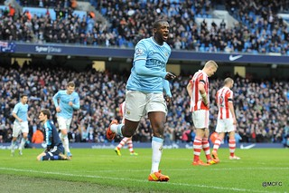 City 1-0 Stoke: Match action