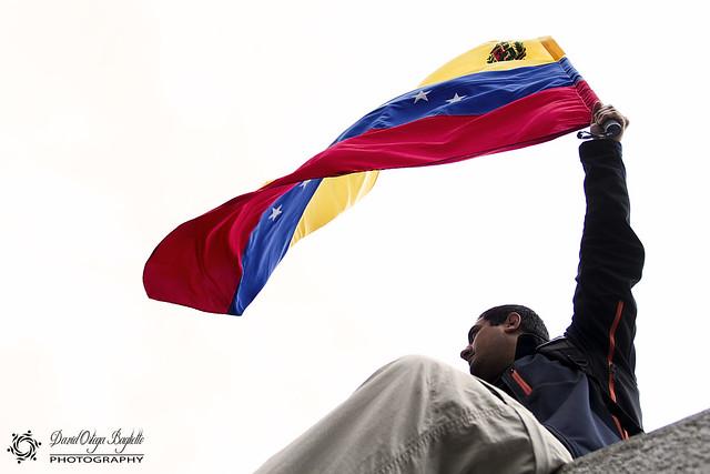 Proteste per il Venezuela